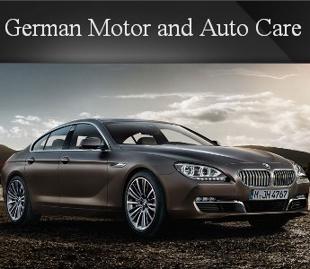 German Motor and Auto Care