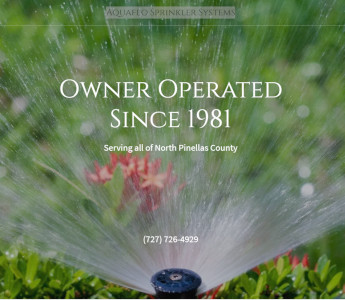 Aquaflo Sprinkler Systems