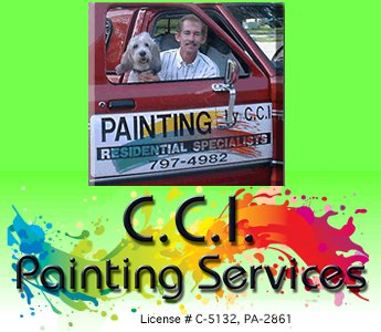 C.C.I. Painting Services - House Painter