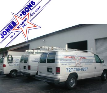 Jones & Sons Plumbing Inc