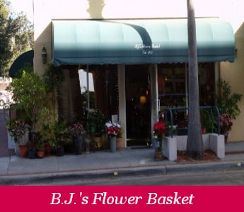 B.J.´s Flower Basket